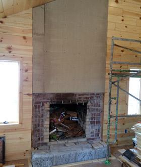 Interior Fireplace Liberty NY